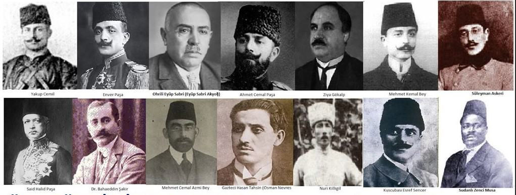 Cumhuriyeti Teşkilat-ı Mahsusa kurdu