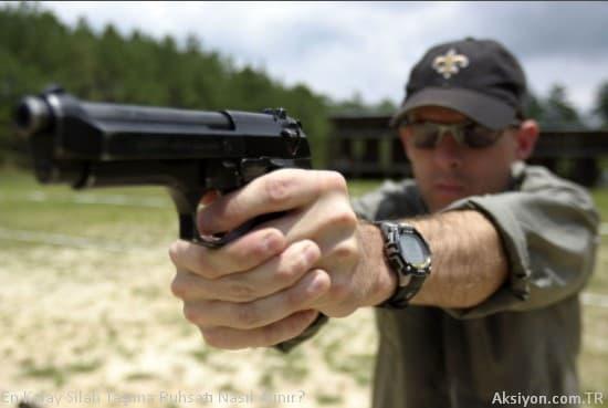 En Kolay Silah Taşıma Ruhsatı Nasıl Alınır