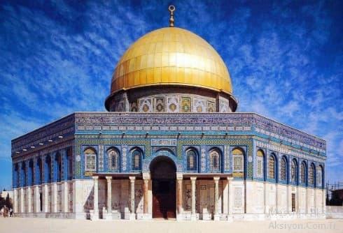 İsrail, Mescid-i Aksa'yı yıkıyor!