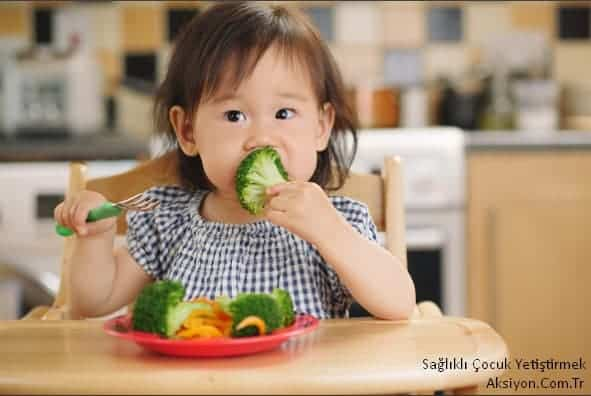 Sağlıklı Bir Çocuk Nasıl Yetiştirilir?