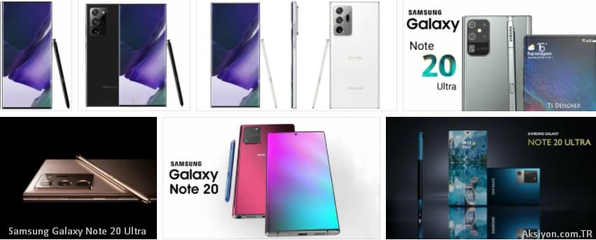 Samsung Galaxy Note 20 Ultra İncelemesi