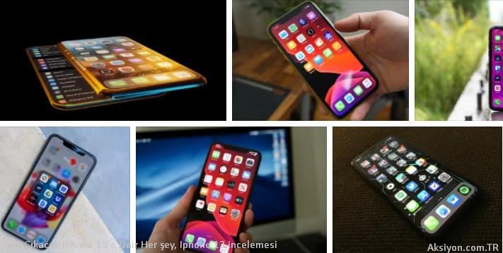 Yeni Çıkacak iPhone 13'e Dair Her şey