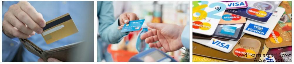 Kredi Kartı Asgari Ödemesi Nedir