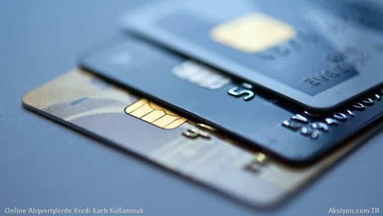 Online Alışverişlerde Kredi Kartı Kullanmak Güvenli mi ?