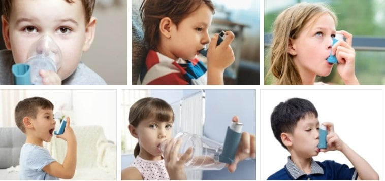 Çocukluk Çağı Astımı Nedir ? Belirtisi ve Tedavileri Nelerdir ?