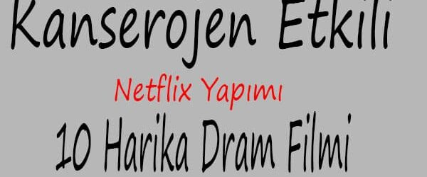 Dram Filmi Sevenlere En iyi Netflix Yapımı 10 Kanser eden Dram Filmi