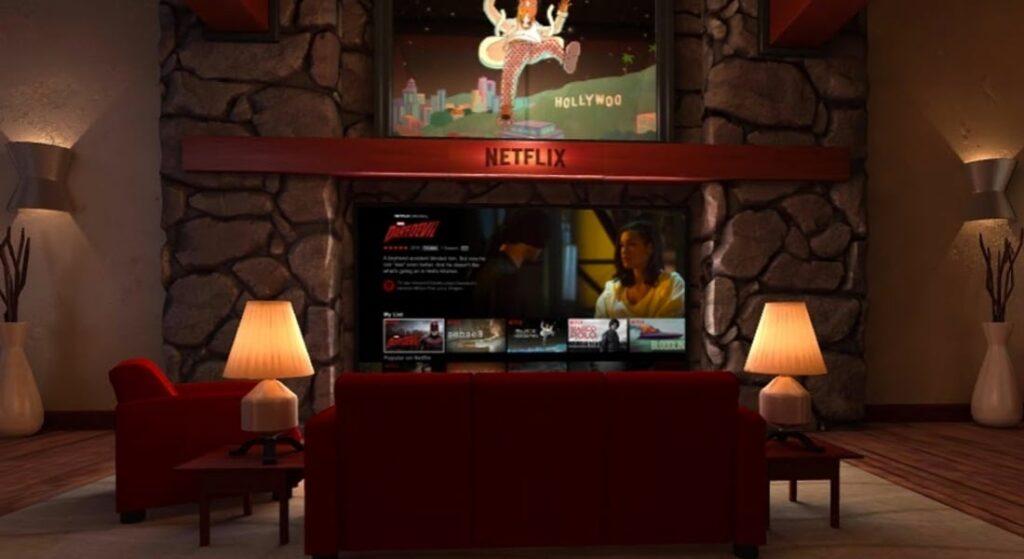 Netflix Sanal Gerçeklikte Nasıl İzlenir?